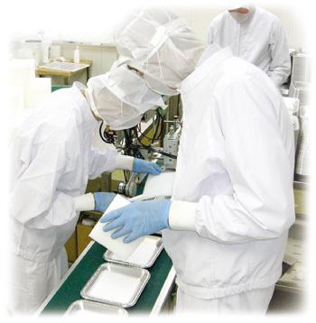 包装資材と流通加工の一体化